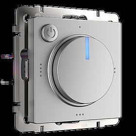Терморегулятор электромеханический для теплого пола /WL06-40-01 (серебряный)