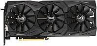 Видеокарта ASUS GeForce RTX2060 GDDR6 6GB (ROG-STRIX-RTX2060-O6G-GAMING)