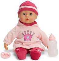 Пупс первые звуки малыша Bayer Dolls 38см