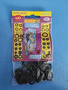 Набор прокладок №10 для смесителей Резинотехника