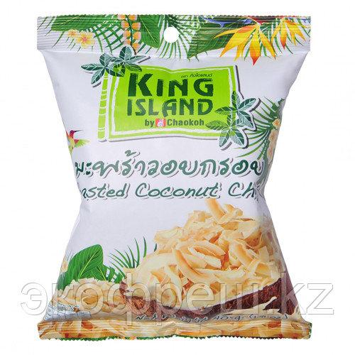 Кокосовые чипсы King Island 40 гр.