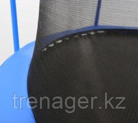 Батут ARLAND 8 ft inside с внутренней страховочной сеткой и лестницей (Blue) - фото 4