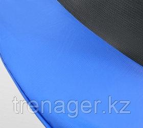 Батут ARLAND 8 ft inside с внутренней страховочной сеткой и лестницей (Blue) - фото 5