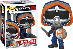Funko Pop Taskmaster