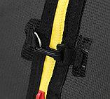 ARLAND Батут 6FT с внешней страховочной сеткой и лестницей (Light green), фото 6
