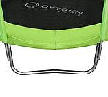 ARLAND Батут 8FT с внешней страховочной сеткой и лестницей (Light green), фото 2