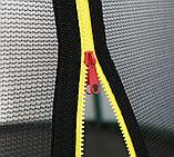 ARLAND Батут 8FT с внешней страховочной сеткой и лестницей (Light green), фото 7