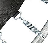 ARLAND Батут 8FT с внешней страховочной сеткой и лестницей (Light green), фото 10