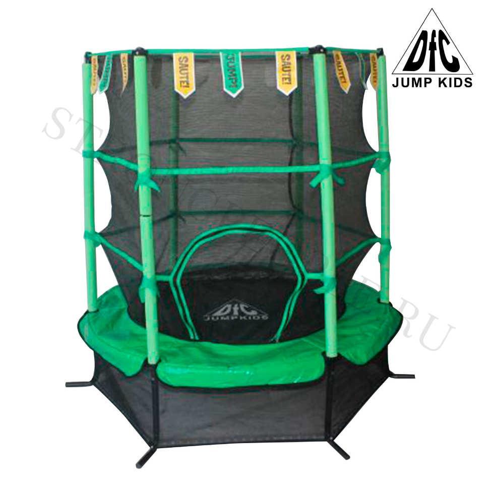 "Батут DFC Jump Kids 55"" (green)"