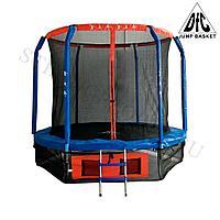Батут DFC Jump Basket с сеткой 8FT-JBSK-B