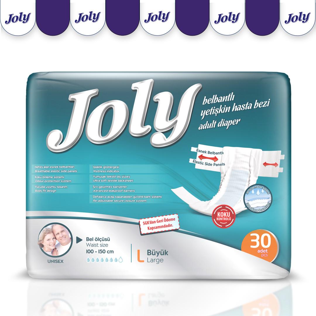 Подгузники для взрослых Joly L
