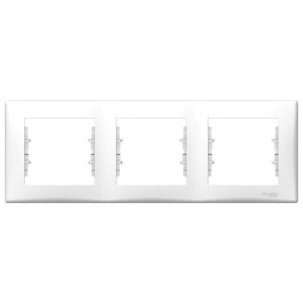 Рамка 3 горизонт.бел. SDN5800521