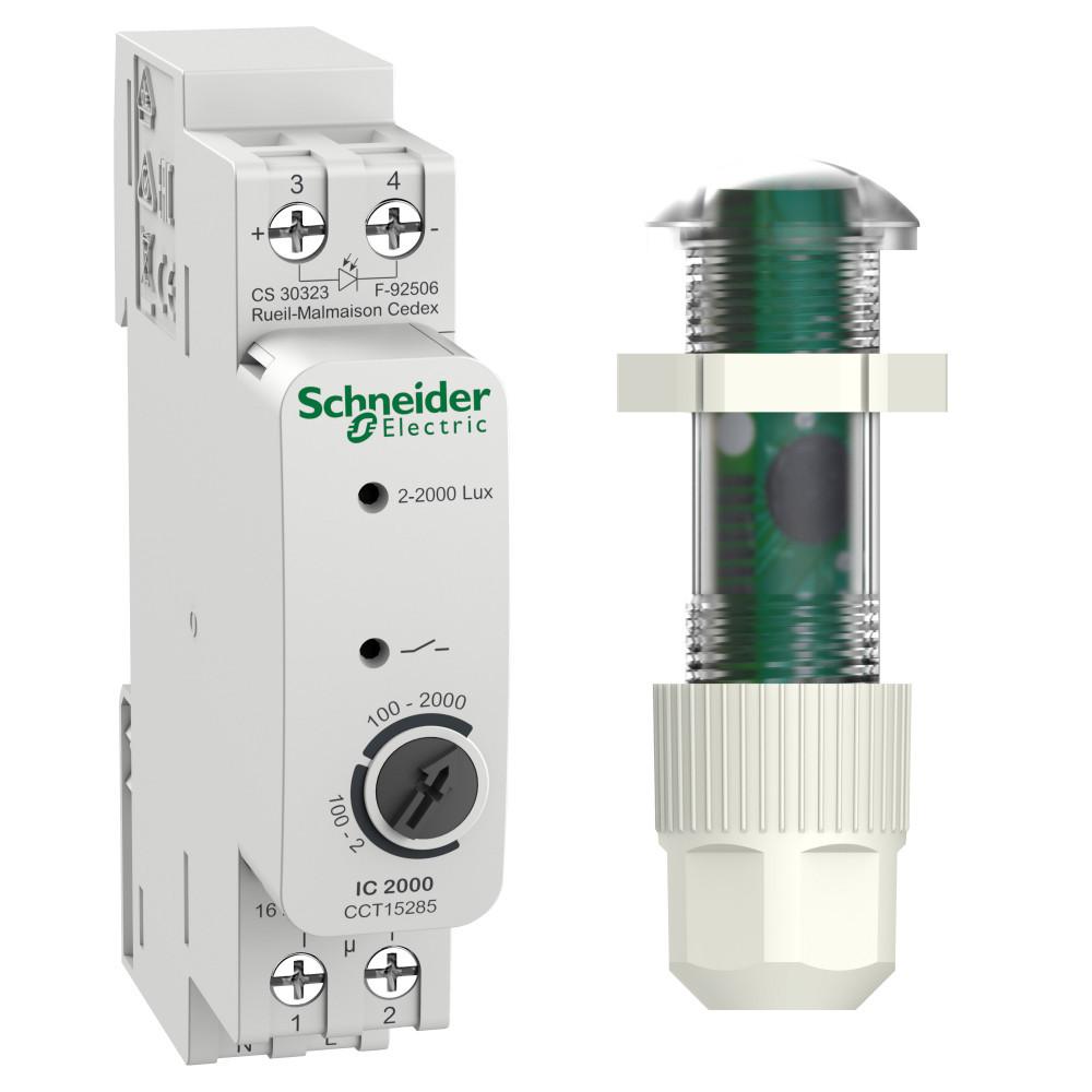 Сумер. выкл IC2000d, аналог с щит. датч. /CCT15285/