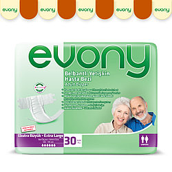 Подгузники для взрослых Evony XL