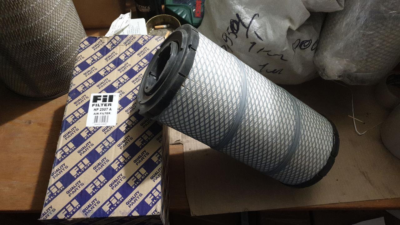 D163/H354 FIL FILTER HP2507A  Воздушный фильтр