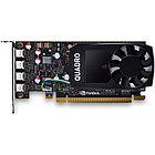 Профессиональный графический ускоритель Leadtek Quadro P620 2GB GDDR5,128-bit, 512 CUDA ядер, произв