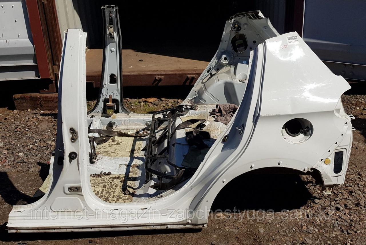 AAB5401010Y98 Задняя часть кузова для Lifan X50 2015- Б/У - фото 2