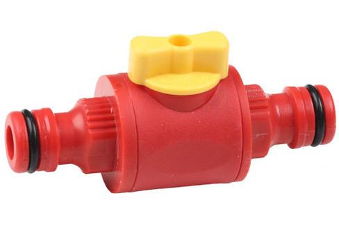 Клапан регулирующий Д-15 мм пластм. GRINDA