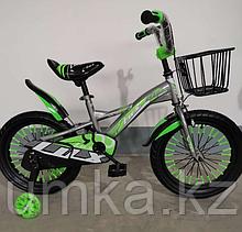 Двухколесный велосипед LUX 16