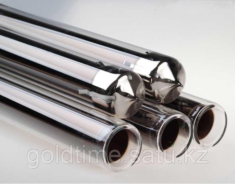 Вакуумная трубка с трехслойным покрытием для солнечного коллектора