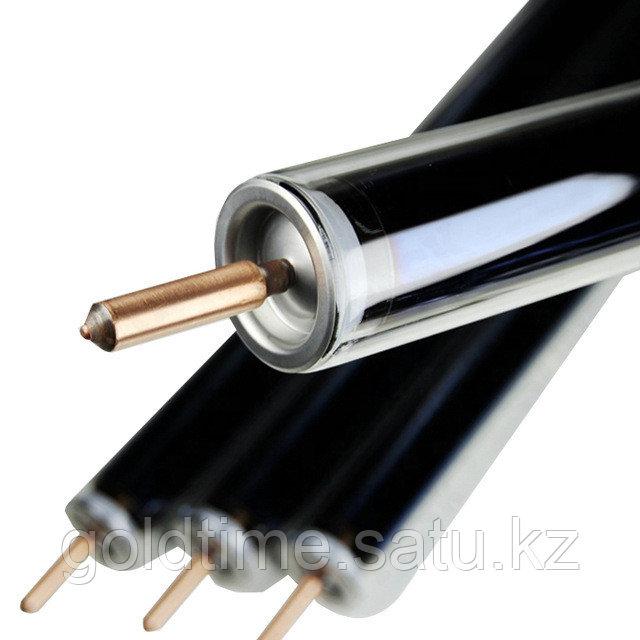 Вакуумная трубка для солнечного коллектора с медной тепловой трубкой