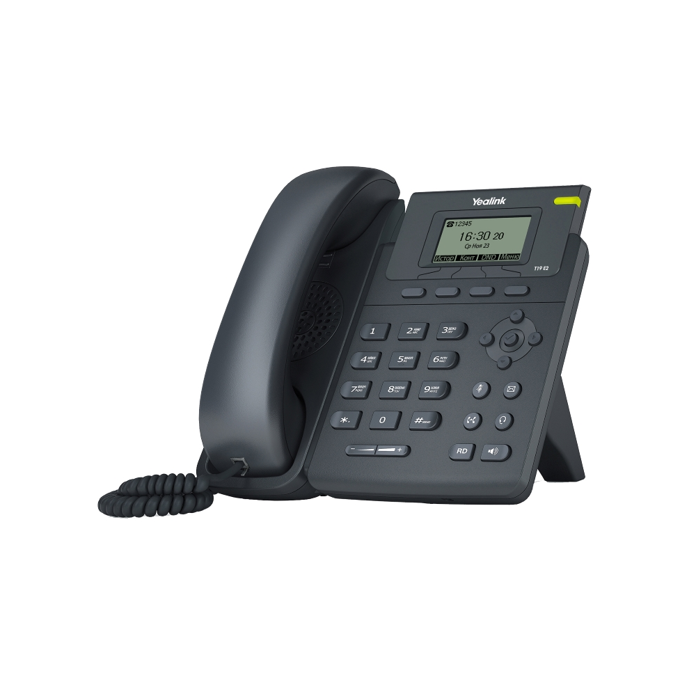 Sip-телефон Yealink SIP-T19P E2