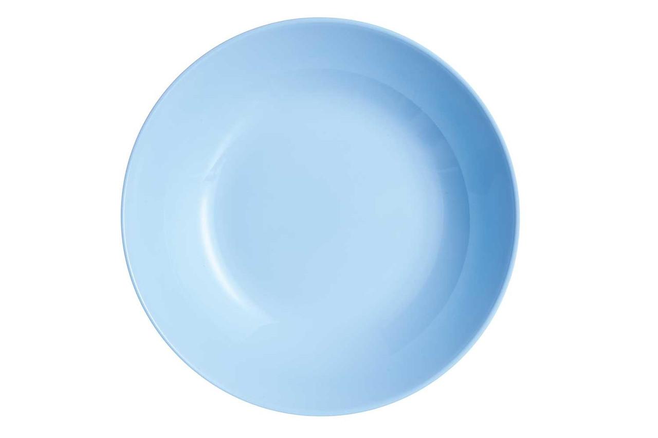 Тарелка глубокая 20 см Luminarc Diwali Light Blue (P2021)