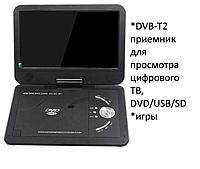 19 Дюймовый портативный DVD/USB/SD плеер с цифровым ТВ приемником DVB-T2, NS1580