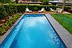 Мозаика стеклянная однотонная Ezarri Niebla 2508 для бассейна, фото 9