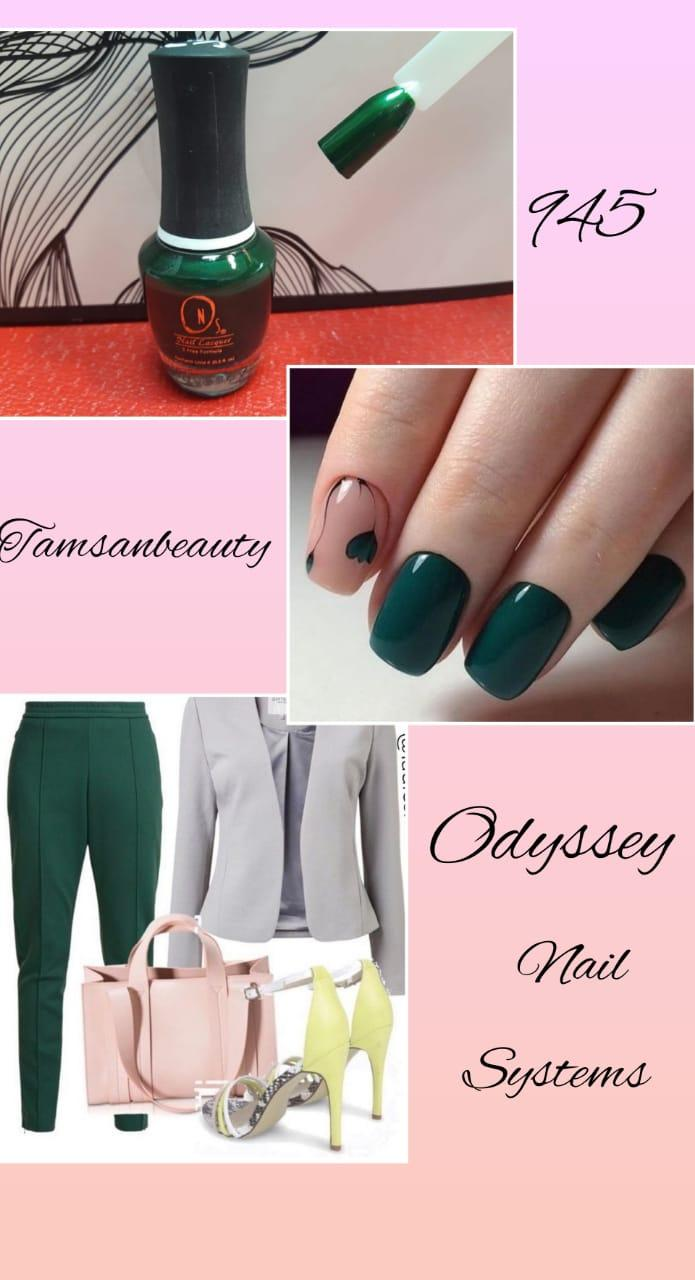 Лак для ногтей Odyssey Nails Systems #945