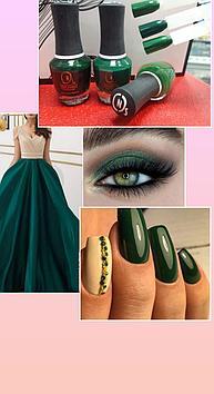 Лак для ногтей Odyssey Nails Systems