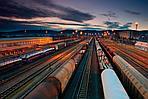Основы приема грузов к перевозке на железнодорожном транспорте