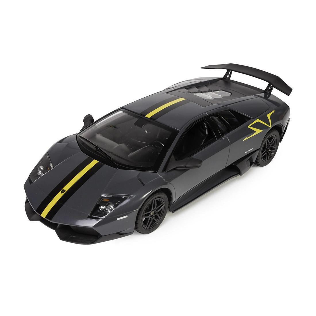 Металлическая машинка RASTAR 39501G Lamborghini Murcielago LP670-4 Superveloce (11,5 см, Grey)