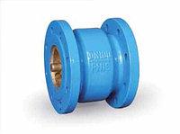 Клапан обратный фланцевый DN 125 PN 16 пружинный бесшумный Banninger