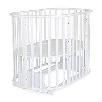 Кровать детская СКВ-10 белый