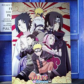 Постер  Наруто