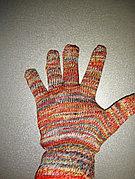 Перчатки х/б цветные