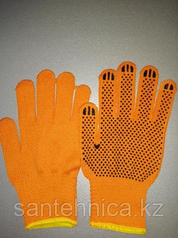 Перчатки оранж. т., фото 2