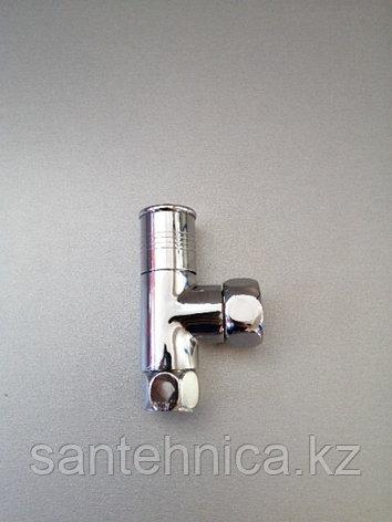 """Вентиль угловой для полотенцесушителя Ду 20х15 (3/4""""х1/2""""), фото 2"""