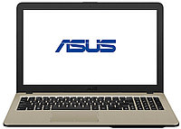 "Ноутбук ASUS X540MB-GQ010 (90NB0IQ1-M00580) 15.6"" Pentium N5000 1.1GHz/max2.7GHz 4Gb MX110-2GB 500Gb Linux"