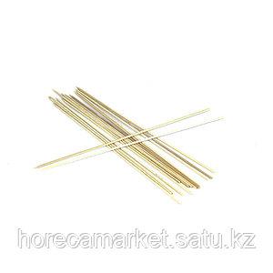 Деревянные шампуры 25 см (100 шт)