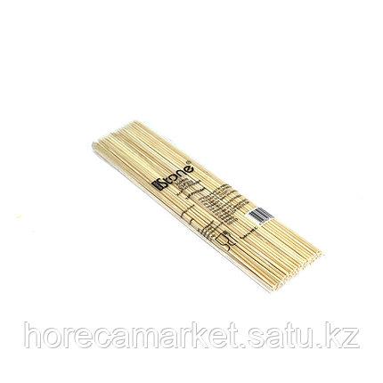 Деревянные шампуры 25 см (100 шт), фото 2