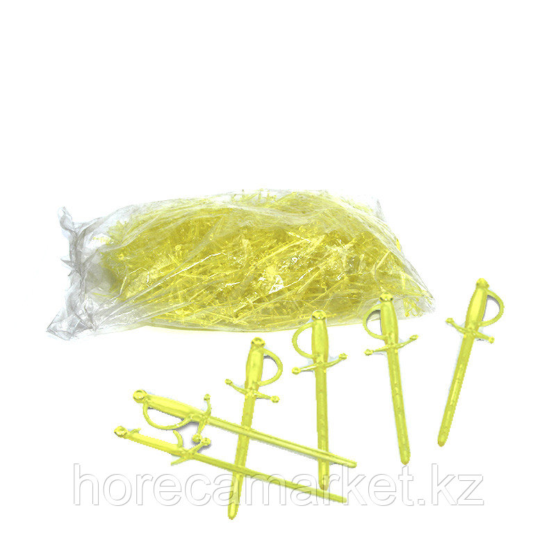 Пластиковые шпажки (1000 шт)