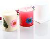Форма для изготовления свечей в домашних условиях
