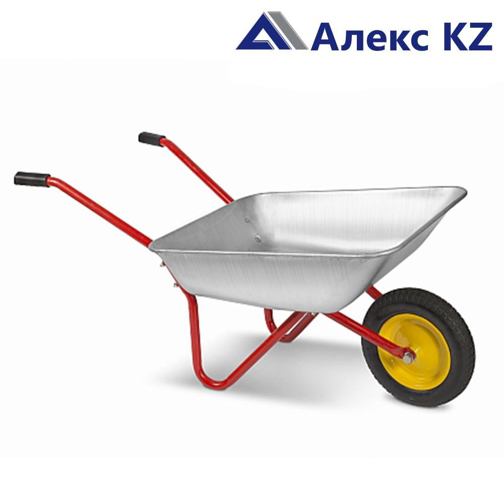 Тачка садовая одноколёсная 65 л,80 кг, пневмо 11.65.80