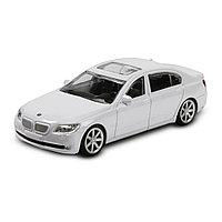 Металлическая машинка RASTAR 37600W BMW 7 Series (11,5 см, White), фото 1