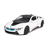 Металлическая машинка RASTAR 58400W BMW i8 (11 см, White)