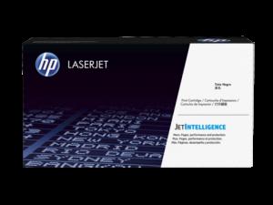 HP CE390A Black Toner Cartridge for LaserJet M4555/M601/M602/M603, up to 10000 pages.