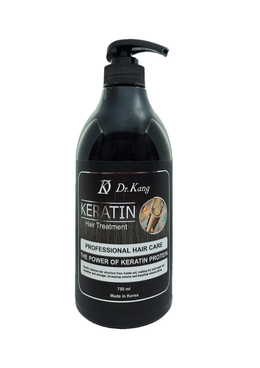 DR. KANG KERATIN PROFESSIONAL HAIR TREATMENT – Профессиональный бальзам-маска с Кератином 750 мл