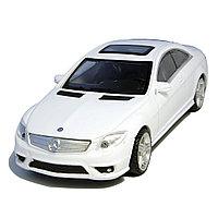 Металлическая машинка RASTAR 34300W Mercedes-Benz CL 63 AMG (11 см, White), фото 1